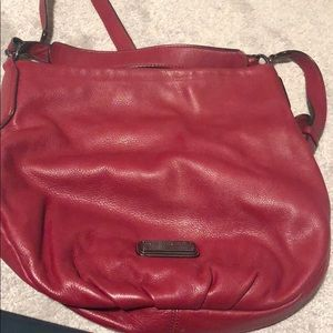 Marc Jacob bag red